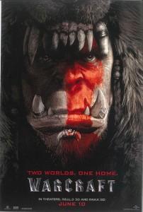 Warcraft plakat